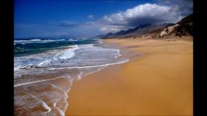 fuerteventura plażą