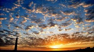 fuerteventura zachód słońca