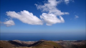 niebo fuerteventura